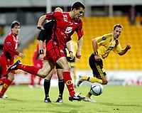 Fotball, 11. september 2005, Tippeligaen, Lillestrøm - Brann 1-0,  Paul Scharner , Brann