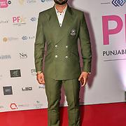 Jordan Sandhu is a singer attend the BritAsiaTV Presents Kuflink Punjabi Film Awards 2019 at Grosvenor House, Park Lane, London,United Kingdom. 30 March 2019
