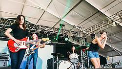 Warpaint at The Bonnaroo Music and Arts Festival - 6/15/14