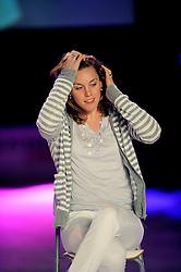 14-12-2009 ALGEMEEN: TOPSPORT GALA AMSTERDAM: AMSTERDAM<br /> Femke Heemskerk, sportvrouw van het jaar<br /> ©2009-WWW.FOTOHOOGENDOORN.NL