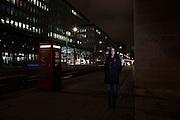 Dejana Mekanic, 31, from Bosnia, temporarily living in London.
