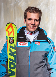 08.10.2016, Olympia Eisstadion, Innsbruck, AUT, OeSV Einkleidung Winterkollektion, Portraits 2016, im Bild Markus Salcher, Behindertensport, Herren // during the Outfitting of the Ski Austria Winter Collection and official Portrait Photoshooting at the Olympia Eisstadion in Innsbruck, Austria on 2016/10/08. EXPA Pictures © 2016, PhotoCredit: EXPA/ JFK