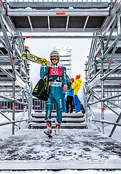 12.03.2018, Lysgards Schanze, Lillehammer, NOR, FIS Weltcup Ski Sprung, Raw Air, Lillehammer, im Bild Gregor Deschwanden (SUI) // Gregor Deschwanden of Switzerland during the 2nd Stage of the Raw Air Series of FIS Ski Jumping World Cup at the Lysgards Schanze in Lillehammer, Norway on 2018/03/12. EXPA Pictures © 2018, PhotoCredit: EXPA/ JFK