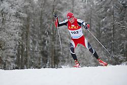 TOROPOV Aleksei Guide: FATKHULLIN Evgenii, Biathlon Middle Distance, Oberried, Germany