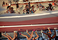 Runners compete in a preliminary of the women's 3,000-meter steeplechase during the NCAA outdoor track and field championships Thursday, June 6, 2019, in Austin, Texas. [NICK WAGNER/AMERICAN-STATESMAN]