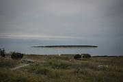 Holmhällar på södra Gotland