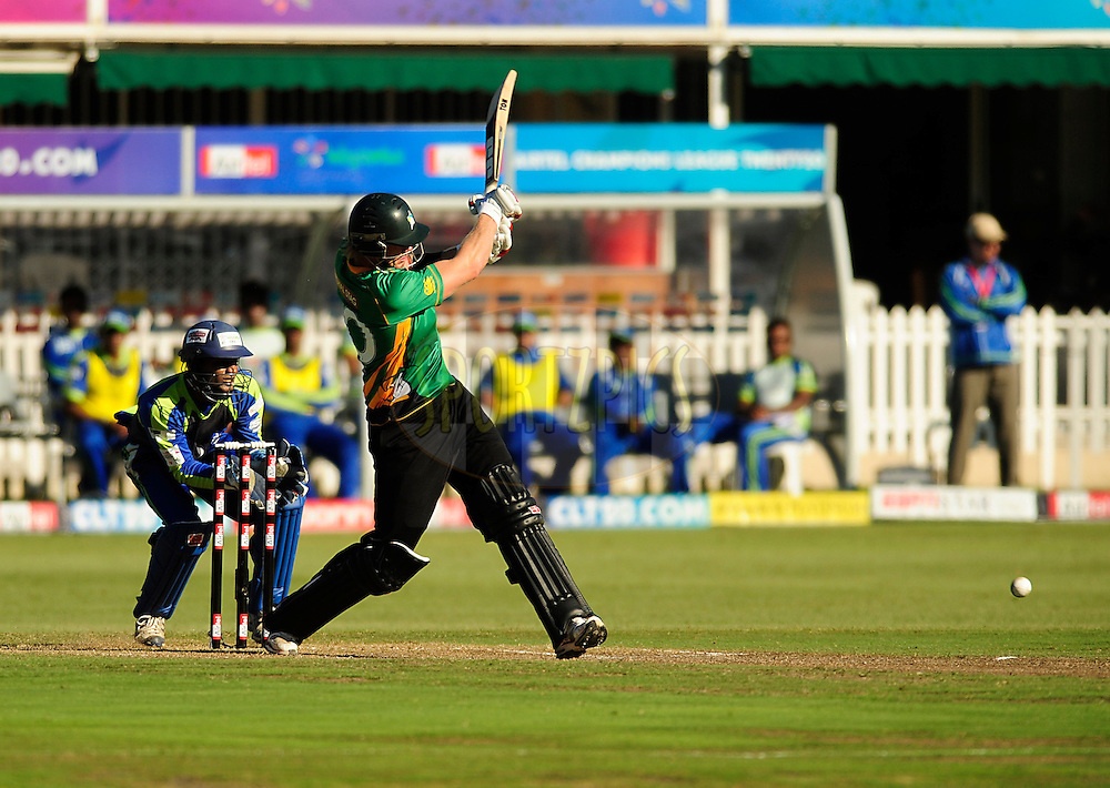 Brendon Diamanti  during match 19 of the Airtel CLT20 between The Wayamba Elevens and Central Stags held at St Georges Park in Port Elizabeth on the 22 September 2010..Photo by: Deryck Foster/SPORTZPICS/CLT20.