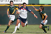 Rugby Leage World Cup Qualifier - USA vs South Africa