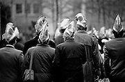"Carnival (Mardi Gras) photograph made for the local newspaper ""Oberurseler Kurier"" around 1992."
