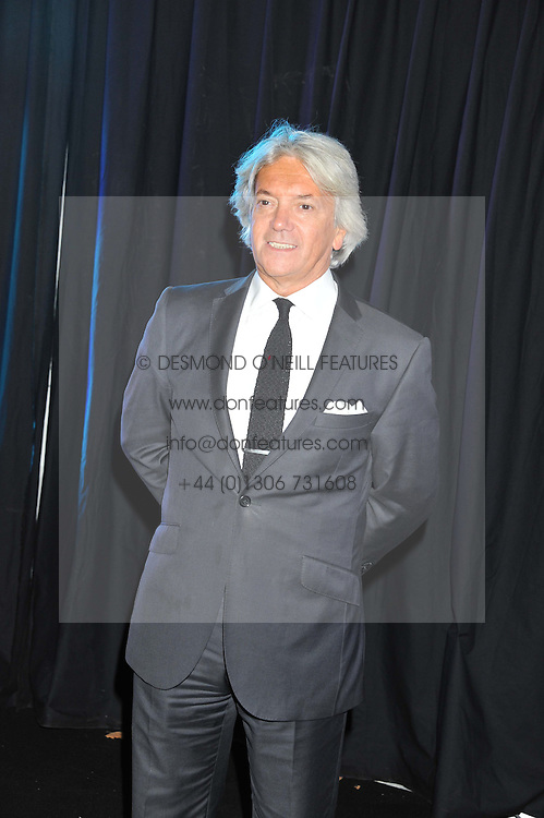 George Calisto at a party to celebrate the launch of the new 2&8 club at Morton's Berkeley Square, London on 27th September 2012.
