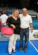 DESCRIZIONE : Cantu' Lega A 2013-14 Raduno pallacanestro Cantu'<br /> GIOCATORE : Anna Cremascoli Stefano Sacripanti<br /> CATEGORIA : ritratto presidente allenatore coach<br /> SQUADRA : Pallacanestro Cantu'<br /> EVENTO : Campionato Lega A 2013-2014<br /> GARA : Raduno pallacanestro Cantu'<br /> DATA : 25/08/2013<br /> SPORT : Pallacanestro <br /> AUTORE : Agenzia Ciamillo-Castoria/R.Morgano<br /> Galleria : Lega Basket A 2012-2013  <br /> Fotonotizia : Cantu' Lega A 2013-14 Raduno pallacanestro Cantu'<br /> Predefinita :