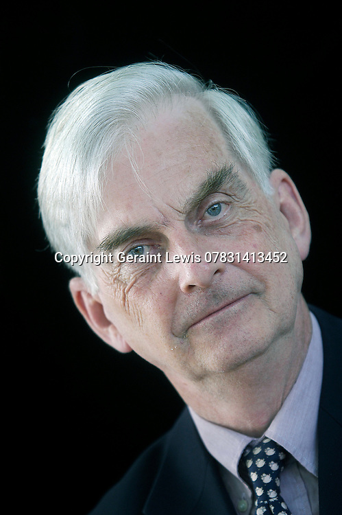 Professor Hugh Pennington a scientist,witness and commentator on food scares.Wrote the book When Food Kills. CREDIT Geraint Lewis