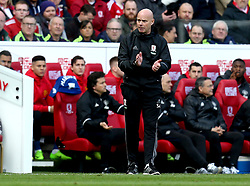 Middlesbrough caretaker manager Steve Agnew - Mandatory by-line: Robbie Stephenson/JMP - 19/03/2017 - FOOTBALL - Riverside Stadium - Middlesbrough, England - Middlesbrough v Manchester United - Premier League