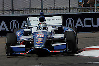 Marco Andretti, Honda Grand Prix of St. Petersburg, Streets of St. Petersburg, St. Petersburg, FL 03/25/12