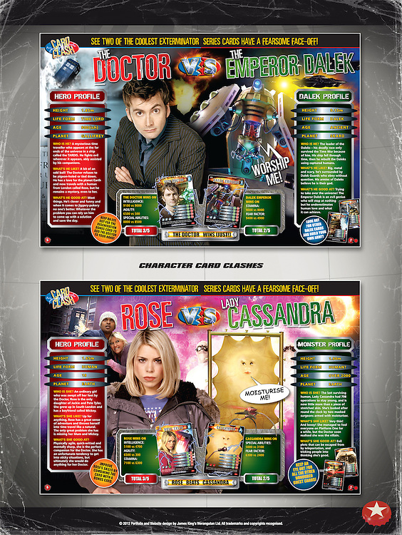 Doctor Who - Battles In Time<br /> Card Clash<br /> <br /> http://www.battlesintime.com
