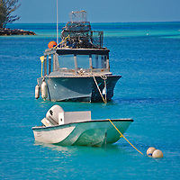 Boating in the bahamas, small boats used by bahamians on the waters of the Bahamas