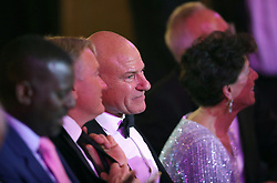 Guests during the Professional Footballers' Association Awards 2017 at the Grosvenor House Hotel, London