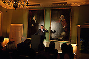 LARS THARP;, Founding Fellows 2010 Award Ceremony. Foundling Museum on Monday  8 March