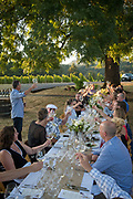 deLancellottii winemaker dinner, Chehalem Mt. AVA, Willamette Valley, Oregon
