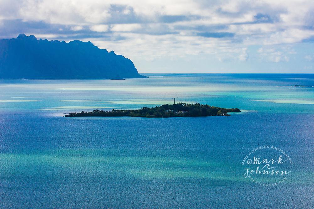 Coconut Island (Moku o Loʻe), Kaneohe Bay, Oahu, Hawaii