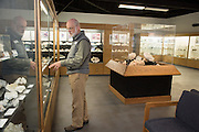 Julian Grey, Director of the Rice Northwest Museum