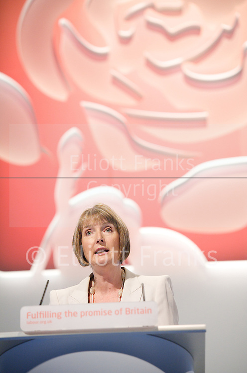 Labour Annual Conference<br /> at the Echo Arena &amp; BT Convention Centre, Liverpool, Great Britain <br /> 25th to 28th September 2011 <br /> <br /> The Right Honourable<br /> Harriet Harman <br /> QC (Hon.), MP<br /> <br /> Deputy Leader of the Opposition[1]<br /> <br /> Photograph by Elliott Franks