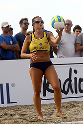 ELEONORA LO BIANCO<br /> LEGA VOLLEY SUMMER TOUR 2014<br /> ALL STAR GAME SAND VOLLEY FEMMINILE 2013-2014<br /> RICCIONE (RN) 13-07-2014<br /> FOTO FILIPPO RUBIN