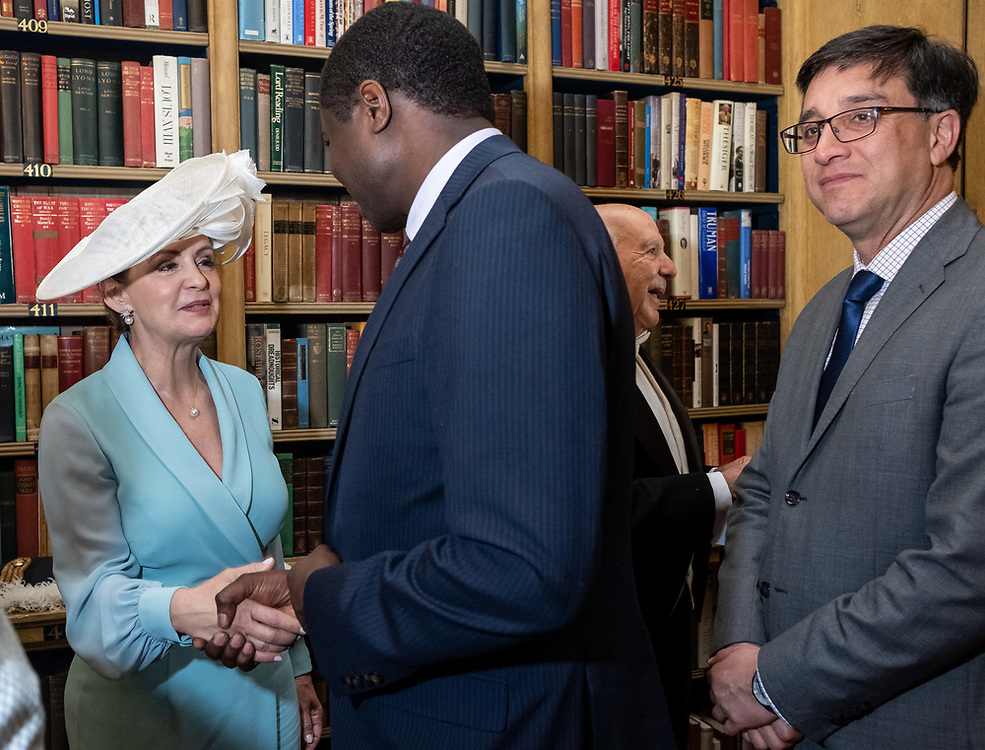 The Ambassador of Dominican Republic, Mr Hugo Guiliani Cury for United Kingdom