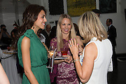 NINA MOADDEL; GINA LEVETT; JOLANA VAINIO, The ICA Fundraising Gala / Intercourse 3<br /> Third annual auction and party to raise money for the ICA New Commissions Fund. Institute of Contemporary Arts, The Mall, London, SW1. 19 June 2013.