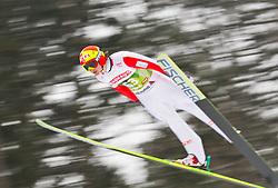 02.01.2011, Bergisel, Innsbruck, AUT, Vierschanzentournee, Innsbruck, im Bild Hilde Tom (NOR), during the 59th Four Hills Tournament in Innsbruck, EXPA Pictures © 2011, PhotoCredit: EXPA/ P. Rinderer