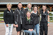 Para-Equestrian Team for World Games