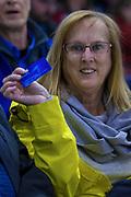 KELOWNA, CANADA - FEBRUARY 07:  BCAA at the Kelowna Rockets game on February 07, 2018 at Prospera Place in Kelowna, British Columbia, Canada.  (Photo By Cindy Rogers/Nyasa Photography,  *** Local Caption ***