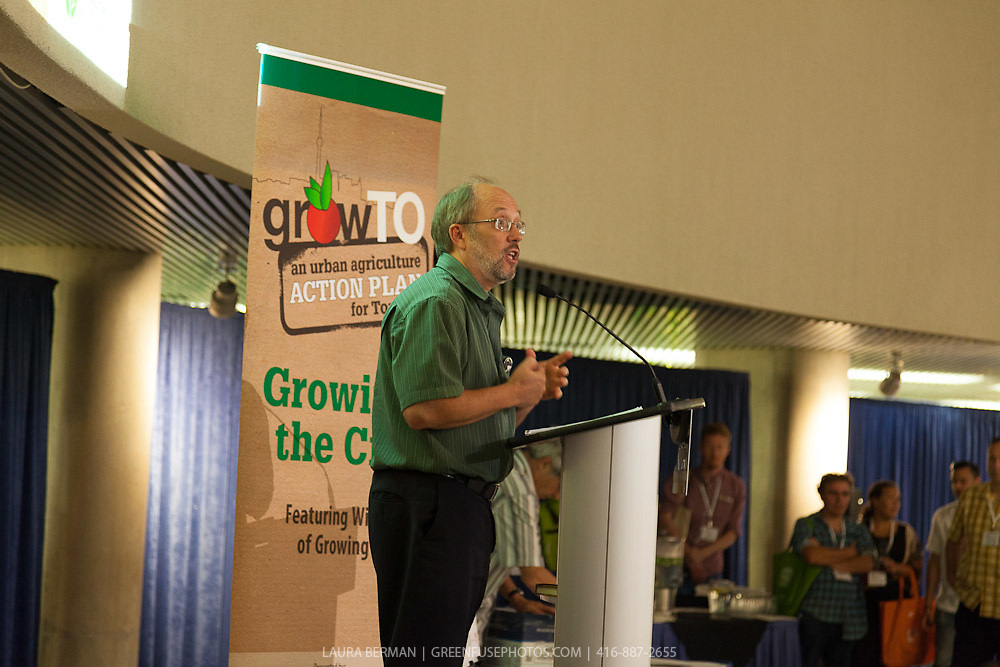 Toronto City Hall Reception and launch of the GrowTO report