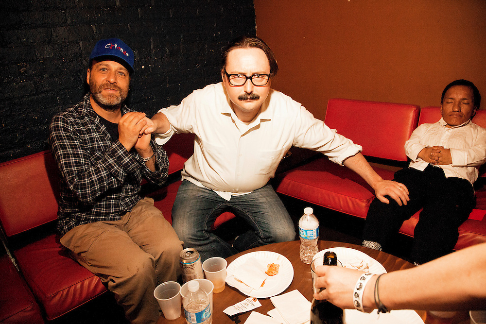 H. Jon Benjamin, John Hodgman, Little Michael Jackson - Dave Hill's Tasteful Nudes - The Bell House - Brooklyn - May 24, 2012