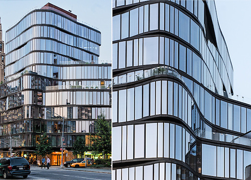 Architecture Photography NYC: 1 Jackson Square By Schuman Lichtenstein  Claman Efron, Associate Architect,