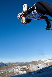 22.09.2010, Mölltaler Gletscher, Flattach, AUT, OeSV Training Moelltaler Gletscher, im Bild Bernadett Schild. EXPA Pictures © 2010, PhotoCredit: EXPA/ J. Groder