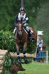 Sarah Bullimore (GBR) - Valentino V <br /> Cross Country - CCI4* Luhmühlen 2012<br /> © Hippo Foto - Jon Stroud