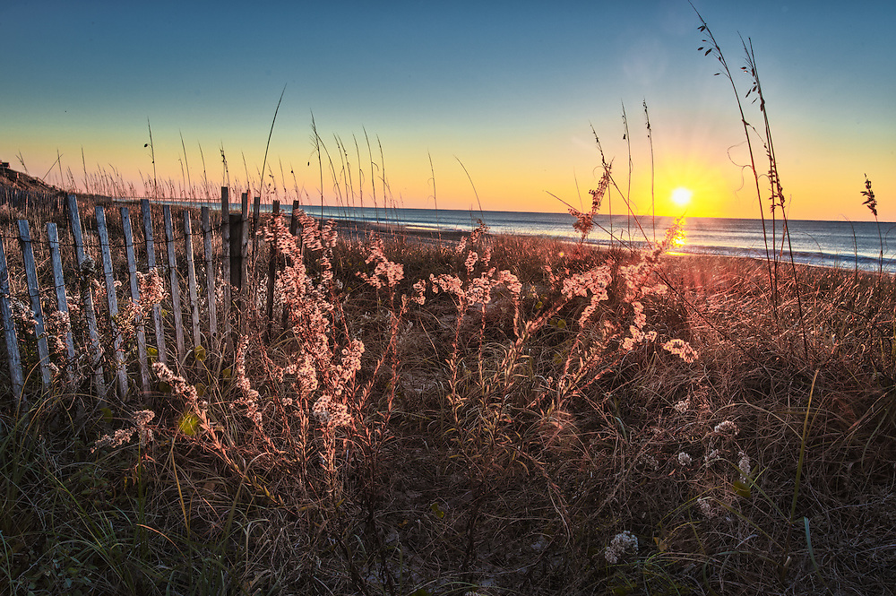 Early Morning on Emerald Isle