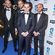 NLD/Hilversum/20150217 - Inloop Buma Awards 2015, Nielson