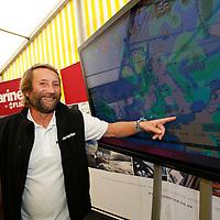 Round the Island Race Raymarine Weather Briefing with Chris Tibbs.