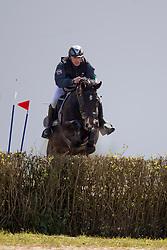 Grouwels Sven, (BEL), Indiva vd Langeweg<br /> Nationale Finale AVEVE Eventing Cup Paarden <br /> Minderhout 2016<br /> © Hippo Foto - Dirk Caremans<br /> 24/04/16