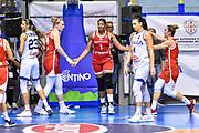Kia Vaughn<br /> Italia Italy - Repubblica Ceca Czech Republic<br /> FIBA Women's Eurobasket 2021 Qualifiers<br /> FIP2019 Femminile Senior<br /> Cagliari, 14/11/2019<br /> Foto L.Canu / Ciamillo-Castoria