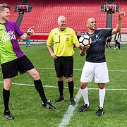 NLD/Amsterdam/20180503- Coen en Sander Live vanuit Johan Cruijff Arena, Sander lantinga en Roelof Luinge en Glenn Helder