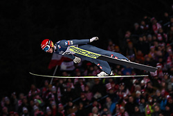 26.01.2020, Wielka Krokiew, Zakopane, POL, FIS Weltcup Skisprung, Zakopane, Herren, Wertungsdurchgang, im Bild Philipp Aschenwald (AUT) // Philipp Aschenwald (AUT) during his competition jump of FIS Ski Jumping world cup at the Wielka Krokiew in Zakopane, Poland on 2020/01/26. EXPA Pictures © 2020, PhotoCredit: EXPA/ Tadeusz Mieczynski