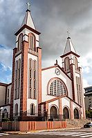Catedral Santo Antônio. Chapecó, Santa Catarina, Brasil. / <br /> Santo Antônio Cathedral. Chapecó, Santa Catarina, Brazil.