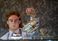 Rare 18th Century silver teapot up for auction, Edinburgh, 11 June 2018