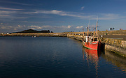 OldTrawler in Howth Harbour, Dublin