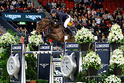 Von Eckermann Henrik, SWE, Mary Lou 194<br /> Gothenburg Horse Show FEI World Cups 2017<br /> © Hippo Foto - Peter Zachrisson<br /> 26/02/17