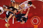 DESCRIZIONE : Milano Lega A 2008-09 Playoff Semifinale Gara 3 Armani Jeans Milano Angelico Biella<br /> GIOCATORE : Goran Jurak Lotta a Rimbalzo<br /> SQUADRA : Angelico Biella<br /> EVENTO : Campionato Lega A 2008-2009 <br /> GARA : Armani Jeans Milano Angelico Biella<br /> DATA : 02/06/2009<br /> CATEGORIA : special super rimbalzo curiosita<br /> SPORT : Pallacanestro <br /> AUTORE : Agenzia Ciamillo-Castoria/M.Marchi<br /> Galleria : Lega Basket A1 2008-2009 <br /> Fotonotizia : Milano Lega A 2008-09 Playoff Semifinale Gara 3 Armani Jeans Milano Angelico Biella<br /> Predefinita :