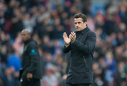 Everton manager Marco Silva looks dejected at the final whistle - Mandatory by-line: Jack Phillips/JMP - 05/10/2019 - FOOTBALL - Turf Moor - Burnley, England - Burnley v Everton - English Premier League
